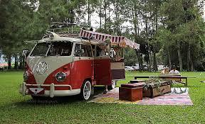 volkswagen van background andien ippe wedding jakarta vw campervan