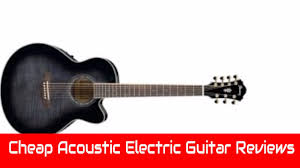 best black friday deals on guitars cheap acoustic electric guitar reviews 2017 youtube