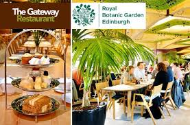 Royal Botanical Gardens Restaurant by Champagne Afternoon Tea For Two In The Royal Botanic Gardens