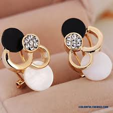 stud earrings online cheap 2016 new korean fashion shell stud earrings