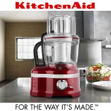 kitchenaid artisan 4 l food processor candy apple food