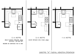 Galley Style Kitchen Floor Plans Architecture Apartments Office Kitchen Floor Plans Ideas Free