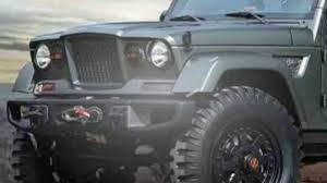 jeep j8 truck 2018 jeep gladiator review pickup truck 2018 youtube