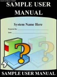 free manual template word user manual template free formats excel word