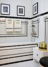 black and white bathroom design ideas black and white bathrooms with excellent detail black and white
