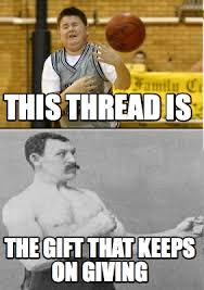 Manly Memes - meme maker overly manly man generator