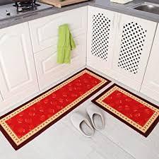 paillasson cuisine tapis de cuisine indeedshare envers en caoutchouc antidérapant