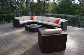 Desig For Black Wicker Patio Furniture Ideas Furniture Inspiring Outdoor Living Room Decoration Using Black