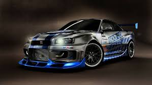 nissan skyline r34 modified nissan skyline gtr r34 fast and furious 108 u2013 mobmasker