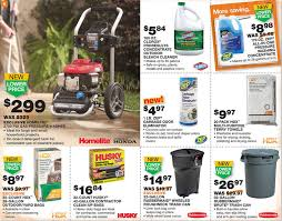 home depot black friday ad 2016 husky home depot ad deals 6 6 6 12 father u0027s day savings sale