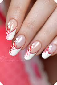 88 best vday nails images on pinterest make up holiday nails