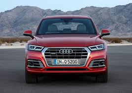 Audi Q5 Facelift - meet audi u0027s lighter more aggressive second gen q5 66 images