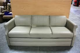 Used Rv Sleeper Sofa Rv Furniture Used Rv Flexsteel Vinyl Knife Sleeper Sofa