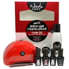 opi gel nail polish led light opi gel nail kit with led light led lights decor