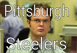 Pittsburgh Steelers Suck Memes - steelers suck brown balls quickmeme