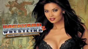 xbox backyard wrestling 2 youtube backyard ideas