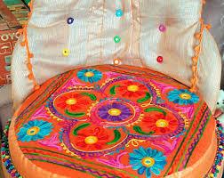 Suzani Fabric Chair Suzani Chair Etsy
