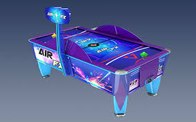 Arctic Wind Air Hockey Table by Air Fx Air Hockey Table Coin Op Thompson Sporting Goods