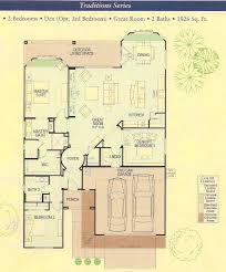 robson ranch newport floor plan