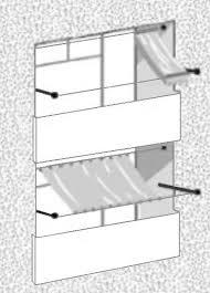 balkon regenschutz balkon komplettmontageset i für eingeschnittene balkone oder