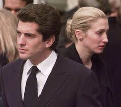 jfk jr young celebrities who died young images john f kennedy jr and his wife