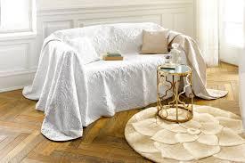 jeté de canapé blanc 101 jete de canape beige homescapes jet de canap rayures avec