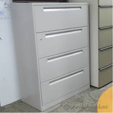 steelcase cabinets for sale steelcase 4 drawer 36 beige lateral file cabinet allsold ca buy