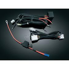 kuryakyn plug and play trailer wiring and relay harness 7672
