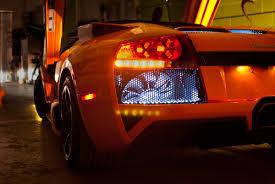 Lamborghini Murcielago Orange - murcielago orange crush lambo lighting ultra auto sound