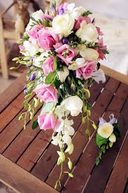 Silk Wedding Bouquet Wedding Flowers Auckland Wedding Bouquets Bridal Flowers Nz