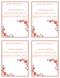 planning your thanksgiving menu plus free printable placecards