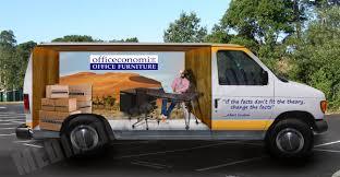truck van 3d vehicle wrap graphic design ny nj cars vans trucks