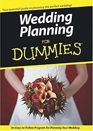 wedding planning for dummies wedding planning for dummies artist not provided