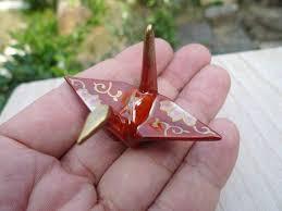 shoindo rakuten global market shimizu yaki origami crane