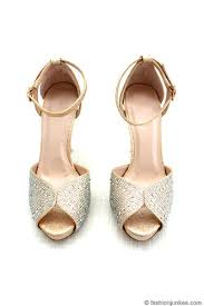 Wedding Shoes Peep Toe Flash Sale Rhinestone Open Peep Toe Heels Wedding Shoes With