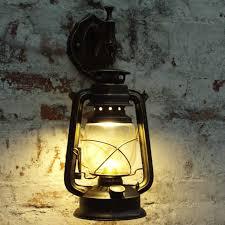 European Bathroom Lighting Transctego Retro Wall Lamp Vintage Glass European Kerosene Lamps