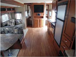 San Diego RV Rentals  Forest River Wildwood Triple Bunk - Travel trailer with bunk beds