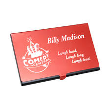 customized business cards and cases in a personalized print package