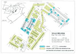 villa melissa subdivision u2013 reducto u0027s property