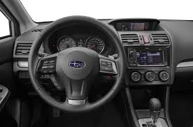 subaru crosstrek interior back 2015 subaru xv crosstrek price photos reviews u0026 features