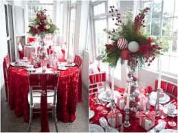 innovative christmas table centerpiece home decorating ideas