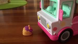 glitter truck num noms truck cartoon youtube