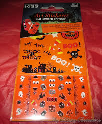 halloween body stickers my glittery obsessions new kiss products for halloween u0026 holiday