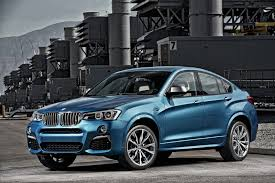 2016 Bmw X4 M40i Pricing To Start At 57 800 Aims At The Porsche