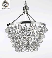 Chrome Crystal Chandelier by Modern Robert Abbey Style Bling Chrome U0026 Crystal Chandelier