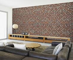red brick giant wall mural w4p redbrick 001 red brick giant wall mural 2 32m x 3 15m
