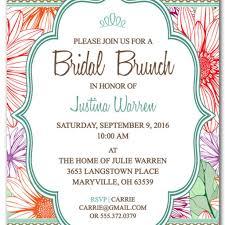 bridal brunch invitations bridal shower brunch invitations dancemomsinfo
