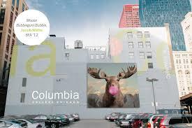 Columbia College Chicago Map by Wabash Arts Corridor Jacob Watts