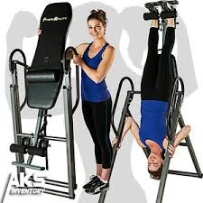 back relief inversion table high capacity inversion table back pain stress relief therapy