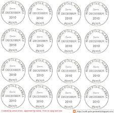 north pole cancellation north pole postmark